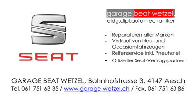 Garage Beat Wetzel